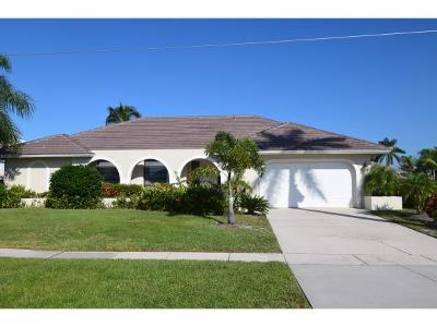 Marco Island Single Family Home For Sale: 940 N San Marco Rd #940