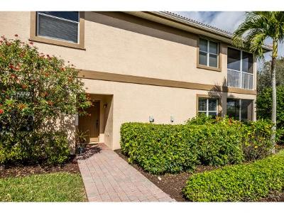 Lely Resort Condo/Townhouse For Sale: 6846 Ascot Dr #102