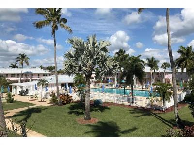 Marco Island Condo/Townhouse For Sale: 190 N Collier Blvd #7