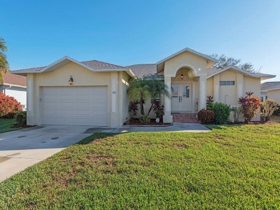 Marco Island Single Family Home For Sale: 163 Cyrus St