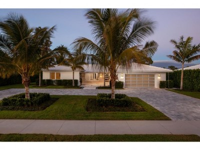 Marco Island Single Family Home For Sale: 221 Shadowridge Ct #3