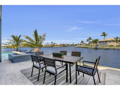 Marco Island Single Family Home For Sale: 159 South Seas Ct #6