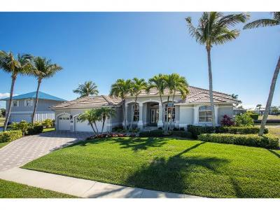 Marco Island Single Family Home For Sale: 987 Hunt Ct #6