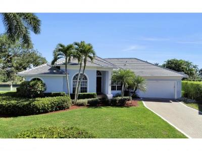 Marco Island Single Family Home For Sale: 148 Geranium Ct #2