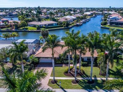 Marco Island Single Family Home For Sale: 1778 Hummingbird Ct #3