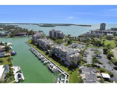 Marco Island Condo/Townhouse For Sale: 893 Collier Ct #205