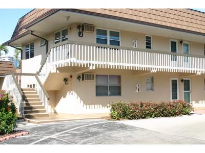 Marco Island Condo/Townhouse For Sale: 87 N Collier Blvd #1