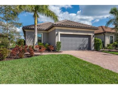 Naples Single Family Home For Sale: 3268 Miyagi Ln