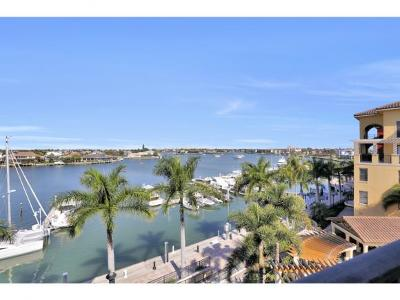 Marco Island Condo/Townhouse For Sale: 720 N Collier Blvd #505