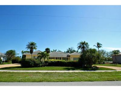Marco Island Single Family Home For Sale: 1249 Fruitland Ave #1