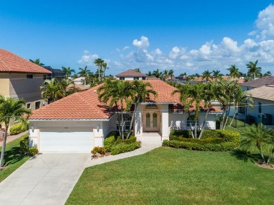 Marco Island Single Family Home For Sale: 1106 Lighthouse Ct #7