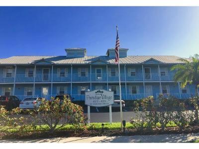 Marco Island Condo/Townhouse For Sale: 825 W Elkcam Cir #104