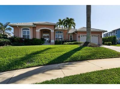 Marco Island Single Family Home For Sale: 957 Snowberry Ct #957