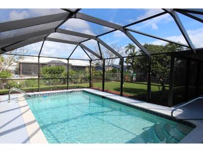 Marco Island Single Family Home For Sale: 1180 Sunbird Ave #1