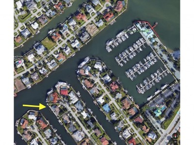 Marco Island Single Family Home For Sale: 848 Fairlawn Ct #1