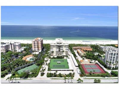 Marco Island Condo/Townhouse For Sale: 520 S Collier Blvd #805