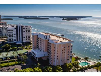 Marco Island Condo/Townhouse For Sale: 1020 S Collier Blvd #707