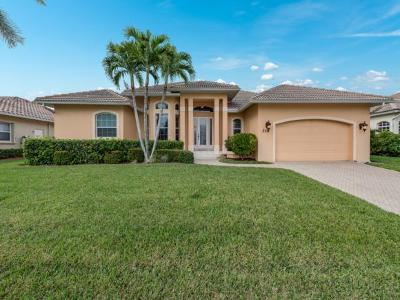 Marco Island Single Family Home For Sale: 336 Waterleaf Ct #6