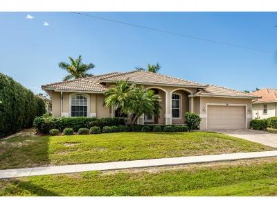 Marco Island Single Family Home For Sale: 941 Snowberry Ct #6
