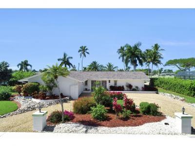 Marco Island Single Family Home For Sale: 284 Shadowridge Ct #3