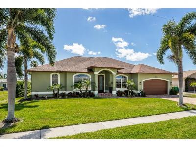 Marco Island Single Family Home For Sale: 1263 6th Ave #1