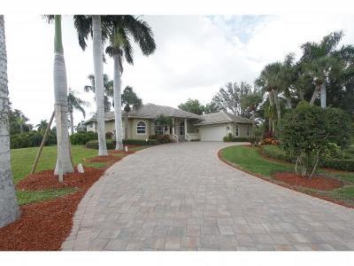 Marco Island Single Family Home For Sale: 1095 W Caxambas Dr #13