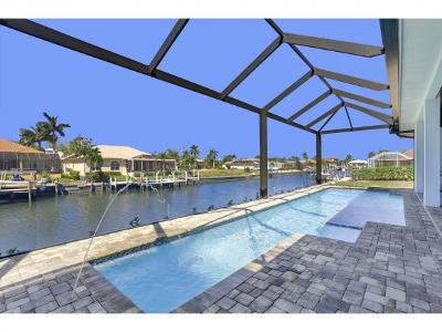 Marco Island Single Family Home For Sale: 468 Barcelona Ct #8