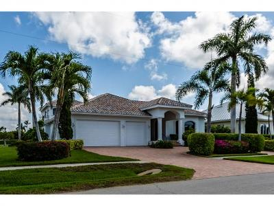 Marco Island Single Family Home For Sale: 1781 Barbados Ave #2