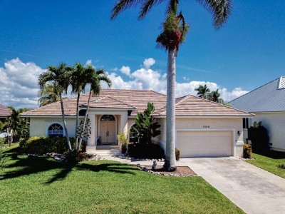 Marco Island Single Family Home For Sale: 1094 Whiteheart Ct #7