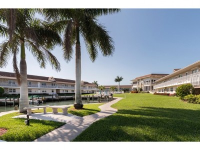 Marco Island Condo/Townhouse For Sale: 850 Palm St #C-15
