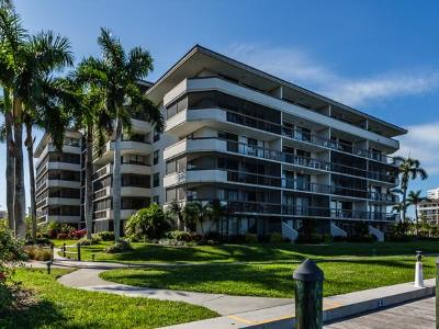 Marco Island Condo/Townhouse For Sale: 693 Seaview Ct #107