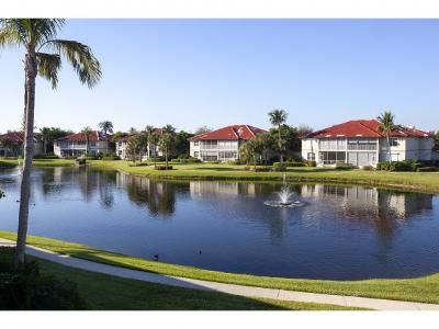 Villas At Waterside Condo/Townhouse For Sale: 255 Waterside Cir #201