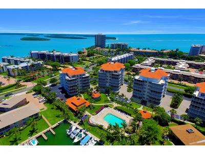 Marco Island Condo/Townhouse For Sale: 1141 Swallow Ave #201