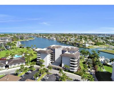 Marco Island Condo/Townhouse For Sale: 693 Seaview Ct #609