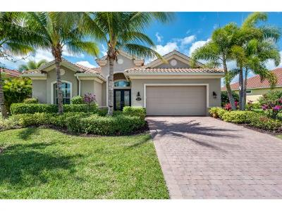 Naples Single Family Home For Sale: 9331 Chiasso Ct