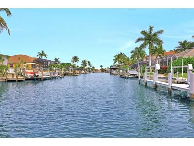Marco Island Single Family Home For Sale: 12 Algonquin Ct #3