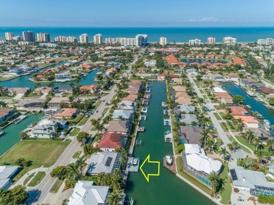 Marco Island Single Family Home For Sale: 1180 Winterberry Dr #7