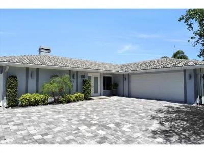 Marco Island Single Family Home For Sale: 626 Bimini Ave #1