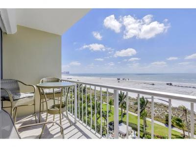 Marco Island Condo/Townhouse For Sale: 140 Seaview Ct #801