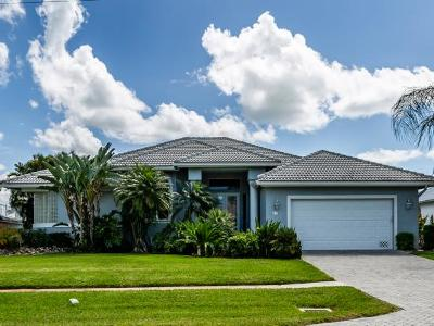 Marco Island Single Family Home For Sale: 21 Gulfport Ct #3