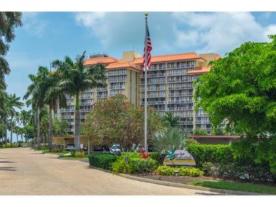 Marco Island Condo/Townhouse For Sale: 180 Seaview Ct #108