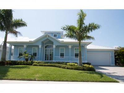 Marco Island Single Family Home For Sale: 1215 6th Ave #1