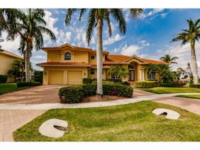 Marco Island Single Family Home For Sale: 1271 Ember Ct #10