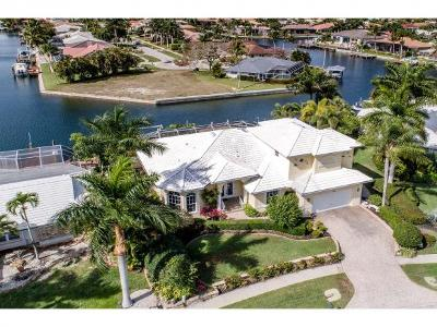 Marco Island Single Family Home For Sale: 132 Shorecrest Ct #3