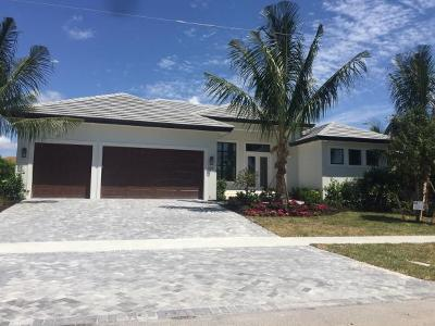 Marco Island Single Family Home For Sale: 337 Waterleaf Ct #6