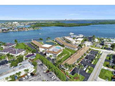 Marco Island Condo/Townhouse For Sale: 850 Palm St #D-4