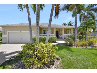Marco Island Single Family Home For Sale: 1331 Bayport Ave #1