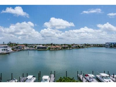 Marco Island Condo/Townhouse For Sale: 591 Seaview Ct #512