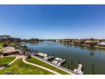 Marco Island Condo/Townhouse For Sale: 693 Seaview Ct #506