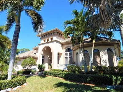 Marco Island Single Family Home For Sale: 1389 Bayport Ave #3